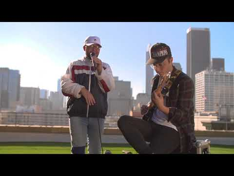 Prince Fox -  Space (feat. Quinn XCII) Roof Top Sessions