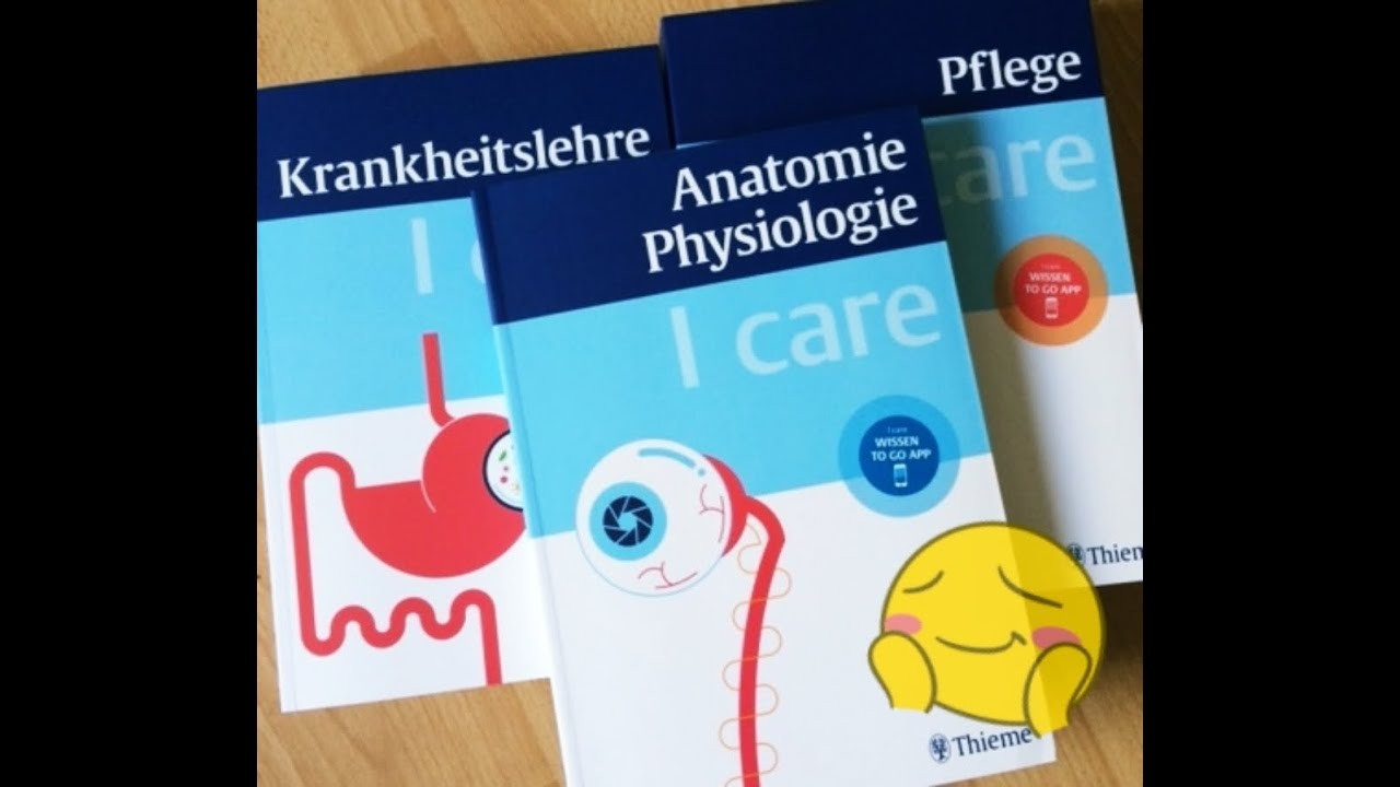 I Care von Thieme- Lernen ohne Ende! - YouTube