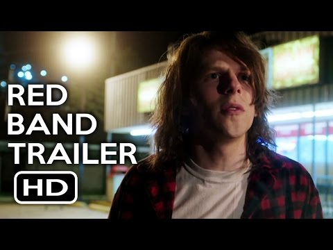 Kristen Stewart and Jesse Eisenberg Re-unite as a Stoner Couple in American Ultra Trailer