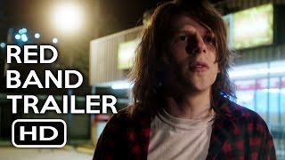 American Ultra Red Band Trailer (2015) Jesse Eisenberg, Kristen Stewart Comedy Movie HD