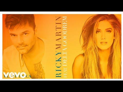Download Ricky Martin - Vente Pa' Ca (Cover Audio) ft. Delta Goodrem