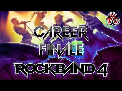Rock Band 4 | Career Mode #8 |