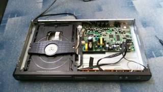 Pitva-DVD přehrávač