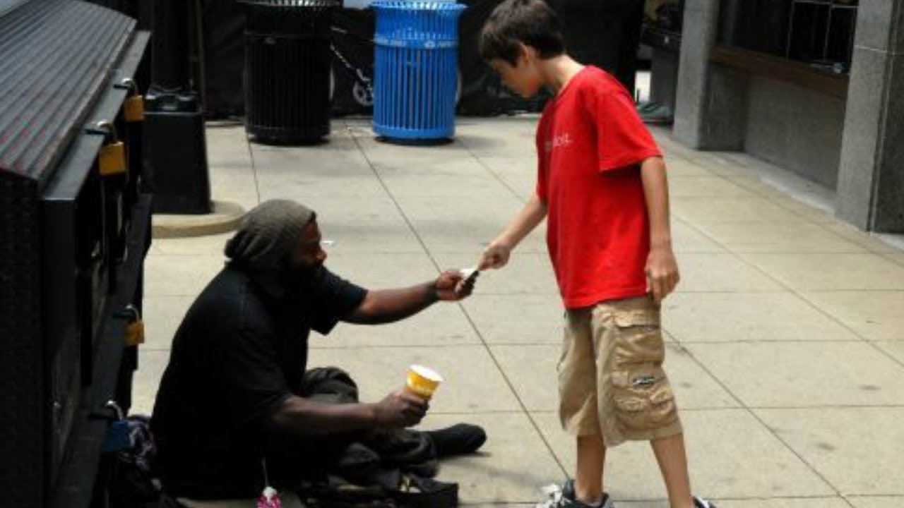 Random Acts of Kindness - Faith in Humanity Restored #3