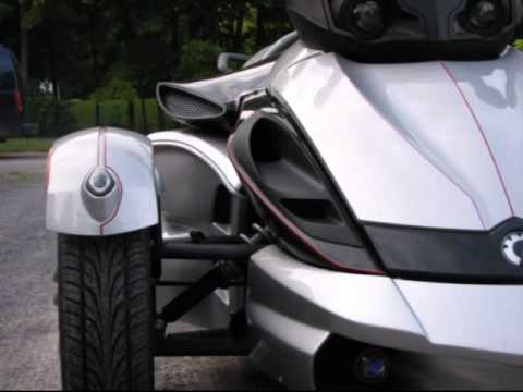 can am spyder body kits youtube. Black Bedroom Furniture Sets. Home Design Ideas