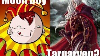 THEORY: Is Moon Boy a TARGARYEN? (Tinfoil Not Provided)