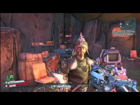 Borderlands 2 - Spatula Khan Challenge - Tiny Tina's Assault on Dragon Keep