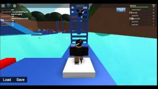 Lordx Plays: Roblox Wipeout w/ Sparky815 (Part 2)