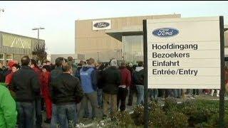 فورد تعتزم اغلاق مصنعها في جينك البلجيكية مع نهاية...