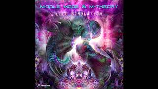 Middle Mode & M-Theory - Life Simulation