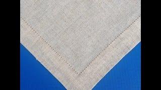 Подвертки низу в вышитых изделиях! урок №9 Pidhortka bottom of embroidery! Lesson №9