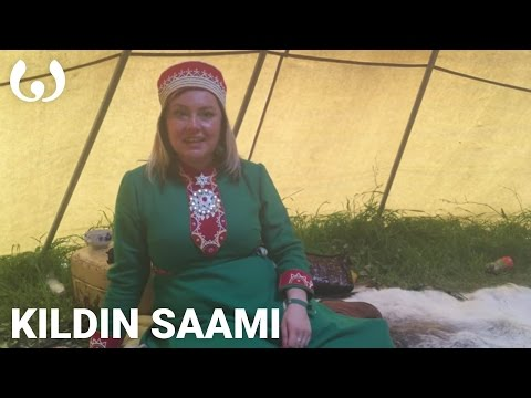 WIKITONGUES: Anna speaking Kildin Saami