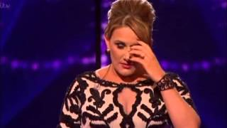 SAM BAILEY - X FACTOR 2013 SEMI FINAL - CANDLE IN THE WIND