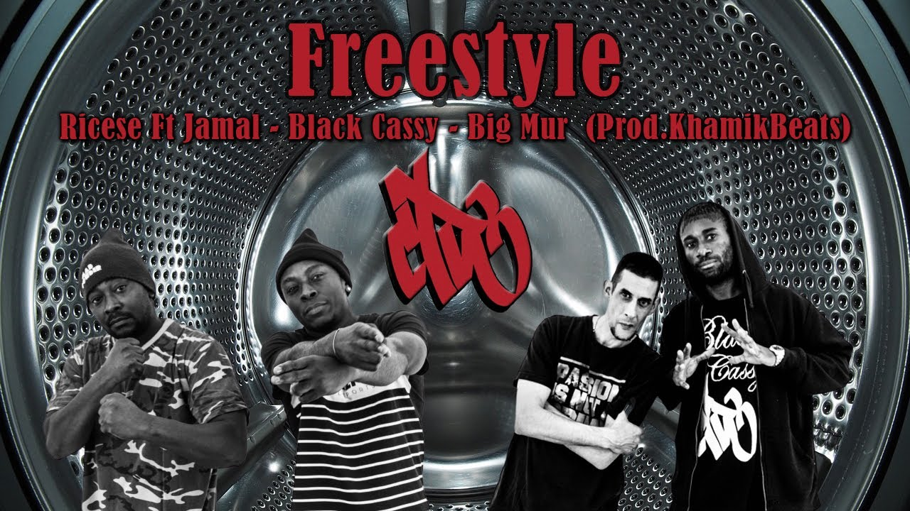 🎤 Nuevo Freestyle: Mc's Ricese, Jamal, Black Cassy & Big Mur. Clan the Warriors 🔊