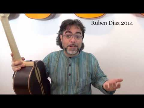 Risk of Buying second-hand Flamenco Guitars (used / repaired / ebay) Q &A on Andalusian G Ruben Diaz