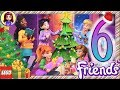 Day 6 Build your Christmas Tree Decorations - Lego Friends Advent Calendar 2018