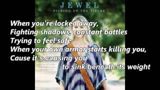 Jewel - Mercy (Lyrics Video)