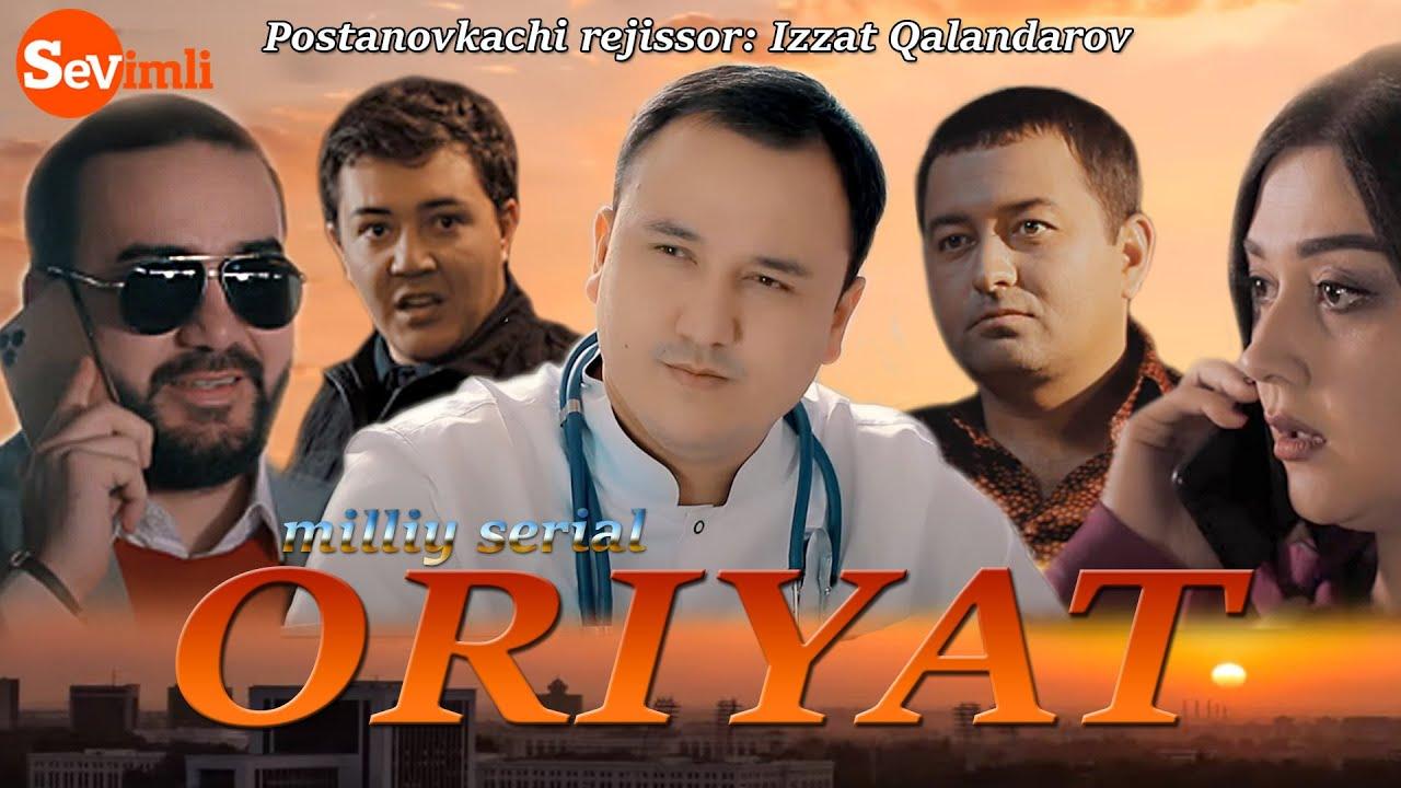 ORIYAT o'zbek milliy serial 44-QISM