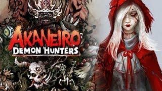 Akaneiro: Demon Hunters Beta Gameplay (PC HD)