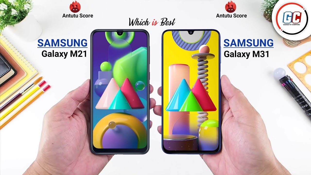 Samsung Galaxy M21 vs Samsung Galaxy M31 || Full Comparison || Which is Best.