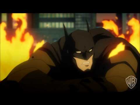 The 1st Clip from The Dc Animated Universe Feature - Justice League: War