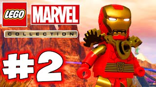 LEGO Marvel Collection | LBA - Episode 2 - Marvel Noir!