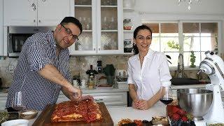 Դետրոյթի Պիցցա - Սահակի Բաղադրատոմսը - Detroit Style Pizza - Heghineh Cooking Vlog #65