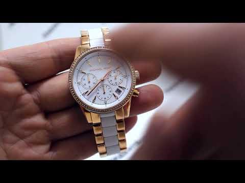 Часы Michael Kors MK6324 - видео обзор от PresidentWatches.Ru