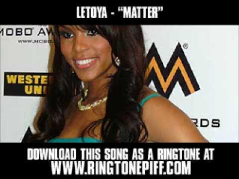 Letoya  Matter  New  + Download