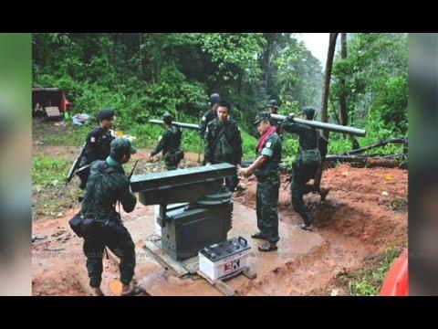 เจรจาหยุดยิงไม่เป็นผล ทหารพม่าปะทะชนกลุ่มน้อยดุเดือด - Springnews