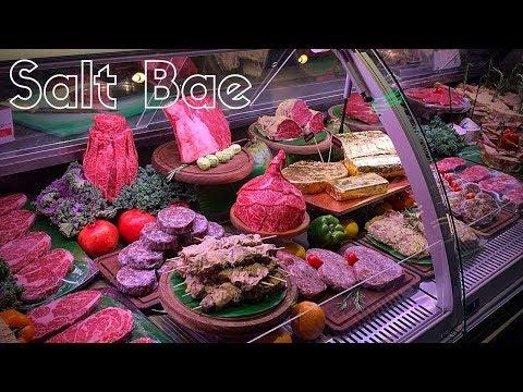 Mi experiencia en el restaurante de Salt Bae   La Capital
