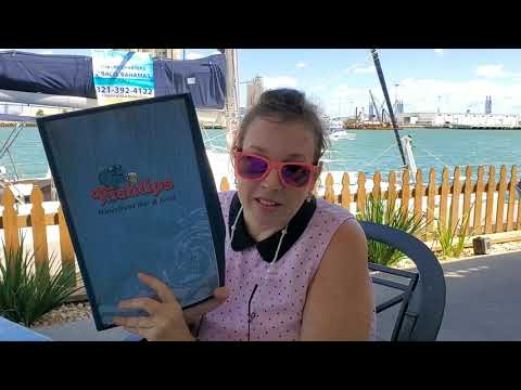 Port Canaveral Exploration Tower And Lunch At Fishlips FEATURING The Disney Fantasy - April 20 2019