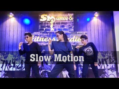 Bharat - Slow Motion Song | Salman Khan, Disha Patani | Vishal & Shekhar | SM Dance & Fitness Studio