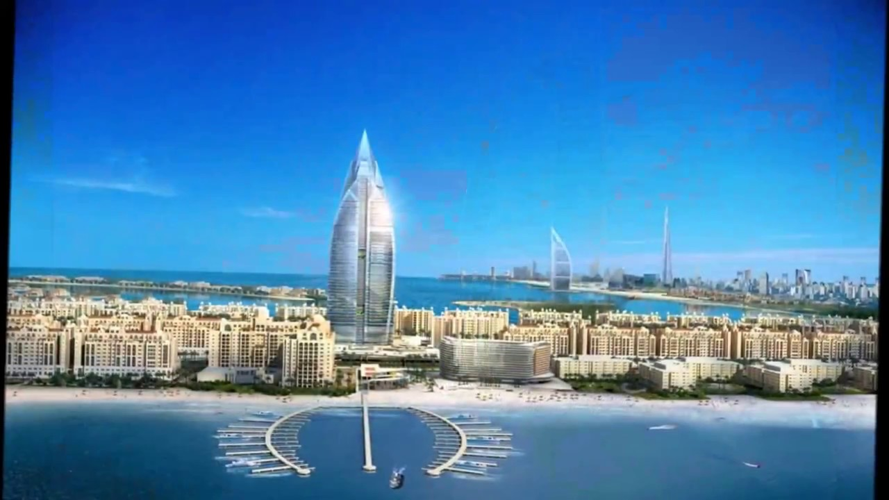 Amazing Dubai then & now - Deserts to Great city - YouTube