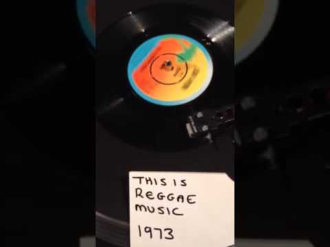 Zap- Pow - This Is Reggae Music From 1973 .