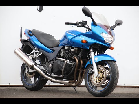 МОТОБАЗА.№ 22 А. Kawasaki ZR-7 2001 год. WWW.MOTOBAZA.BIZ