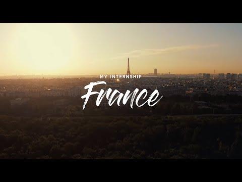 My Internship: France