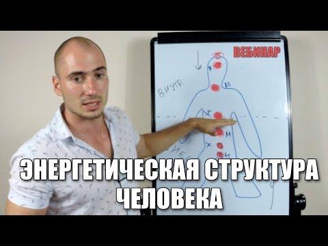 Вебинар. Энергетическая структура человека. Чакры. Тонкие тела.