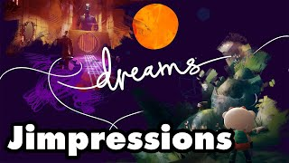 Dreams - Pretty Big Planet (Jimpressions) (Video Game Video Review)