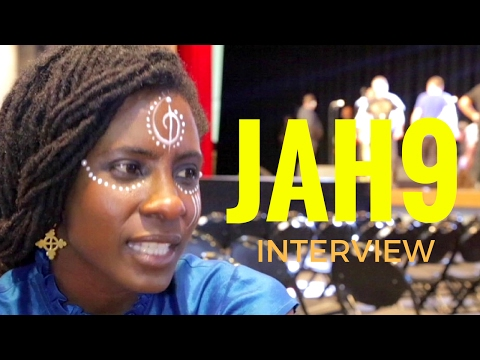 "Jah9 Interview ""Journey from Christianity to Rastafari"""