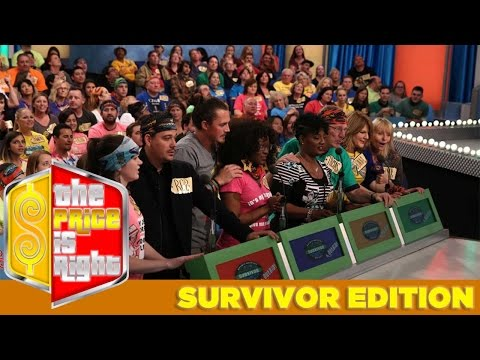The Price is Right | Survivor Edition