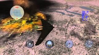 MS: Combat Flight Simulator 3 Fire Power - Ho 229 V5 (Virus House A-bombs attack)