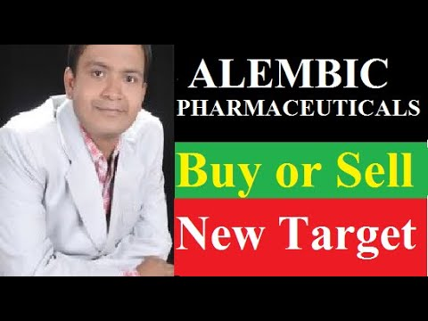 Alembic Pharmaceuticals Share Price Review Recommendation On Buy Or Sell New Target Price Youtube