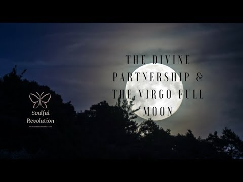 Divine Partnership - Twin Flame Journey Full Moon March 1