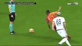 Galatasaray 2 1 Atiker Konyaspor Maç Özeti 11 Mart 2018