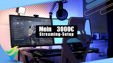 Meine 3000€ Streaming Setup Tour 2020! | Venix