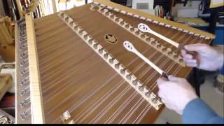 All Through the Night (Ar Hyd Y Nos) on hammered dulcimer by Timothy Seaman