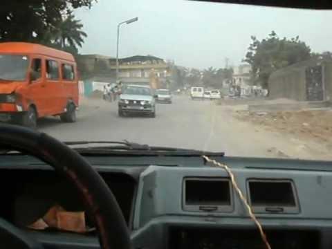 Commune de Barumbu a Kinshasa: Avenue Kabambare