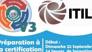 Formation ITIL V3