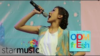 ALEX GONZAGA - Break Na Tayo (OPM Fresh Grand Album Launch)